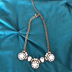Jcrew statement necklace